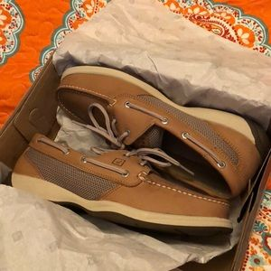 NIB Sperry Top-sider Boat Shoes
